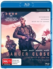 Danger Close - The Battle Of Long Tan | Blu-ray