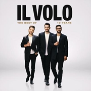 10 Years - Best Of Il Volo | CD