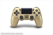 Dualshock 4 Controller Gold | PlayStation 4