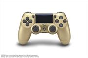 Dualshock 4 Controller Gold | PlayStation 4