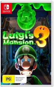 Luigis Mansion 3 | Nintendo Switch