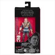Cal Kestis Action Figure – Star Wars Jedi: Fallen Order – The Black Series | Merchandise