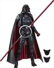 """Star Wars The Black Series - Second Sister Inquisitor 6"""" Action Figure 
