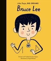 Bruce Lee (Little People, Big Dreams) | Hardback Book