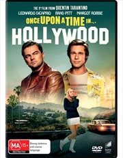 Once Upon A Time In Hollywood | DVD