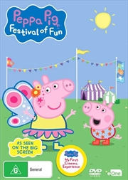 Peppa Pig - Festival Of Fun | DVD