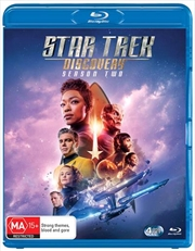 Star Trek - Discovery - Season 2 | Blu-ray