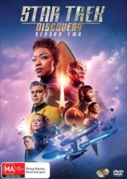 Star Trek - Discovery - Season 2 | DVD
