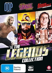 WWE - The Legends Collection | DVD