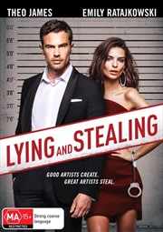 Lying And Stealing | DVD