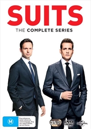 Suits - Season 1-9 | Boxset | DVD