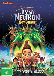 Jimmy Neutron - Boy Genius | DVD