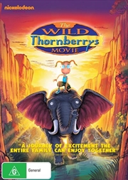 Wild Thornberrys Movie, The | DVD