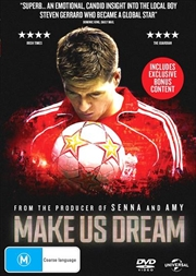 Make Us Dream | DVD