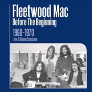 Before The Beginning 1968-1970 - Rare Live And Demo Sessions | Vinyl