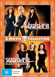 Charlie's Angels / Charlie's Angels - Full Throttle - 2 Movie Collection | DVD