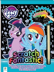 Scratch Fantastic: My Little Pony | Paperback Book