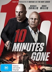 10 Minutes Gone | DVD