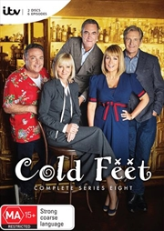 Cold Feet - Series 8 | DVD