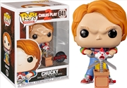 Child's Play 2 - Chucky with Buddy & Scissors US Exclusive Pop! Vinyl [RS] | Pop Vinyl