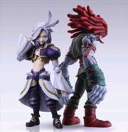 Final Fantasy IX - Kuja & Amarant Coral Bring Arts | Merchandise