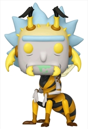 Rick and Morty - Wasp Rick Pop! Vinyl | Pop Vinyl
