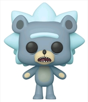 Rick and Morty - Teddy Rick Pop! Vinyl | Pop Vinyl