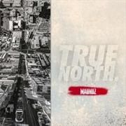 True North  - Clear With Blood Red Splatter Double Vinyl | Vinyl