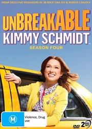 Unbreakable Kimmy Schmidt - Season 4 | DVD
