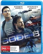 Code 8 | Blu-ray