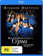 Mr Holland's Opus | Blu-ray