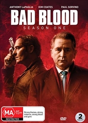 Bad Blood - Season 1 | DVD