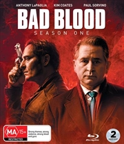 Bad Blood - Season 1 | Blu-ray