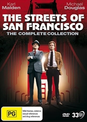 Streets Of San Francisco | Complete Collection, The | DVD