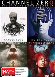 Channel Zero | Complete Collection | DVD