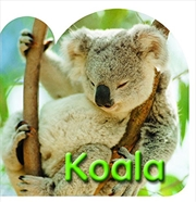 Koala-die-cut-board-book | Board Book