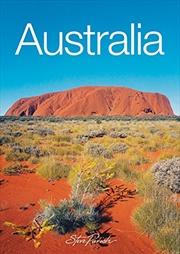 Steve Parish Mini Souvenir Book: Australia   Paperback Book