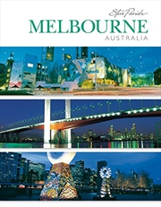 Steve Parish Souvenir Picture Book: Melbourne, Australia   Paperback Book