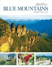 Steve Parish Souvenir Picture Book: Blue Mountains, Australia   Paperback Book