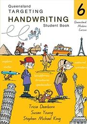 Targeting Handwriting Queensland Yr 6 Student Activity Book Queensland Modern Cursive | Paperback Book