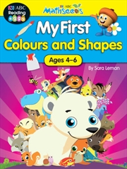 ABC Mathseeds My First Colours Activity Book | Paperback Book