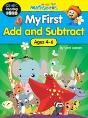 ABC Mathseeds My First Addition and Subtraction Activity Book | Paperback Book