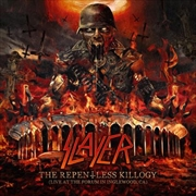 Repentless Killogy - Live At The Forum In Inglewood CA   Blu-ray