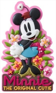 Magnet Soft Touch Retro Minnie Mouse | Merchandise