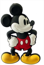 Magnet Soft Touch Retro Mickey Mouse | Merchandise