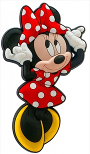 Magnet Soft Touch Minnie Mouse | Merchandise