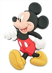 Magnet Soft Touch Mickey Mouse Walking | Merchandise