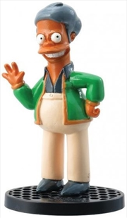 PVC Figurine The Simpsons Apu 2.75 Inch | Merchandise