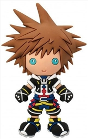 Magnet 3D Foam Kingdom Hearts Sora | Merchandise