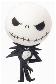 Magnet 3D Foam A Nightmare Before Christmas Jack Skellington | Merchandise